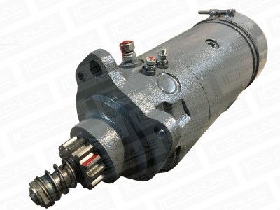 Coventry Victor WD3 CAV CA45 12-35M anti-clock Starter Motor. SERVICE EXCHANGE