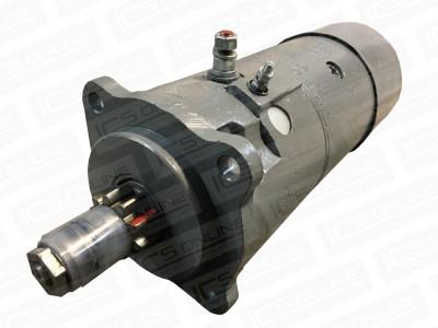 Bedford TL/Perkins Phaser CAV S115 12-5 Starter Motor. SERVICE EXCHANGE