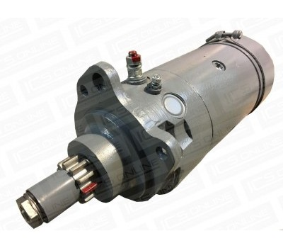 Commer TS3 CA45 12-53 a-clock Starter Motor. SERVICE EXCHANGE