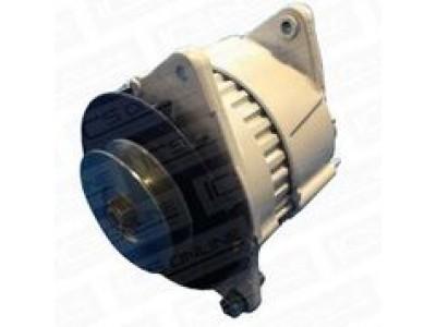 Perkins/Ford marine Lucas A127 12v 70A INS RETURN Alternator