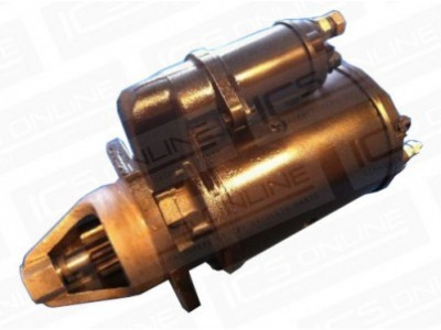 Case International Tractor Lrs 240 Starter Motor. SERVICE EXCHANGE