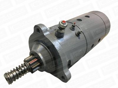 Bedford TM 66 CAV S130 24-11 Starter Motor. SERVICE EXCHANGE