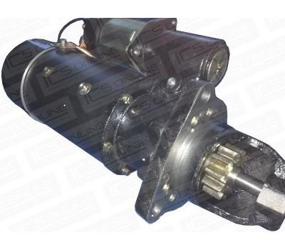 Caterpillar 3208 425hp Anti-Clock Marine Starter Motor. SERVICE EXCHANGE