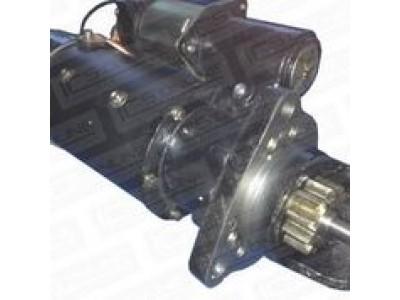 Locomotive Class 57 32 volt Starter Motor