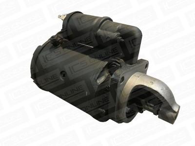 JCB , Perkins Lrs 968 Starter Motor. SERVICE EXCHANGE