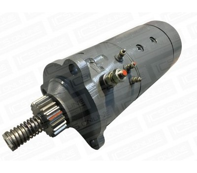 Centrax 630KVA Gas Turbine Generator CAV S130 24-12 Starter Motor 21 tooth Drive. SERVICE EXCHANGE