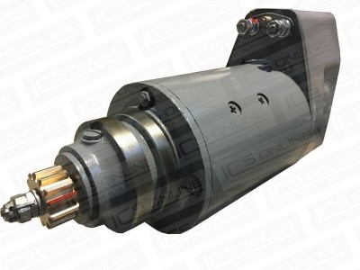 Gardner Marine CAV U6 24-13 Starter Motor. SERVICE EXCHANGE